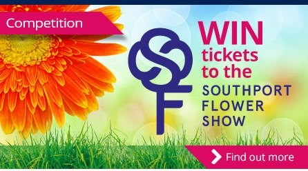 Win Southport Flower Show Tickets